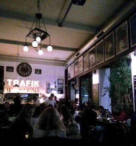 Having coffee in Vienna
