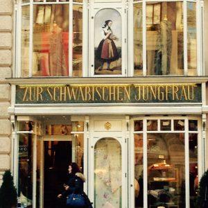 Zur Schwabische Jungfrau Vienna