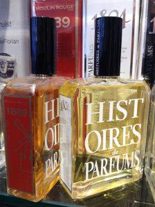 Histories de Perfumes1889 and 1804.
