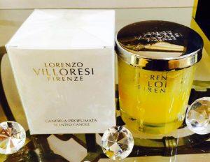 Lorenzo Viloresi Candles