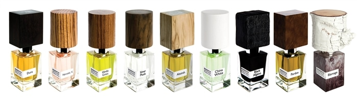 Nasomatto Perfume Collection