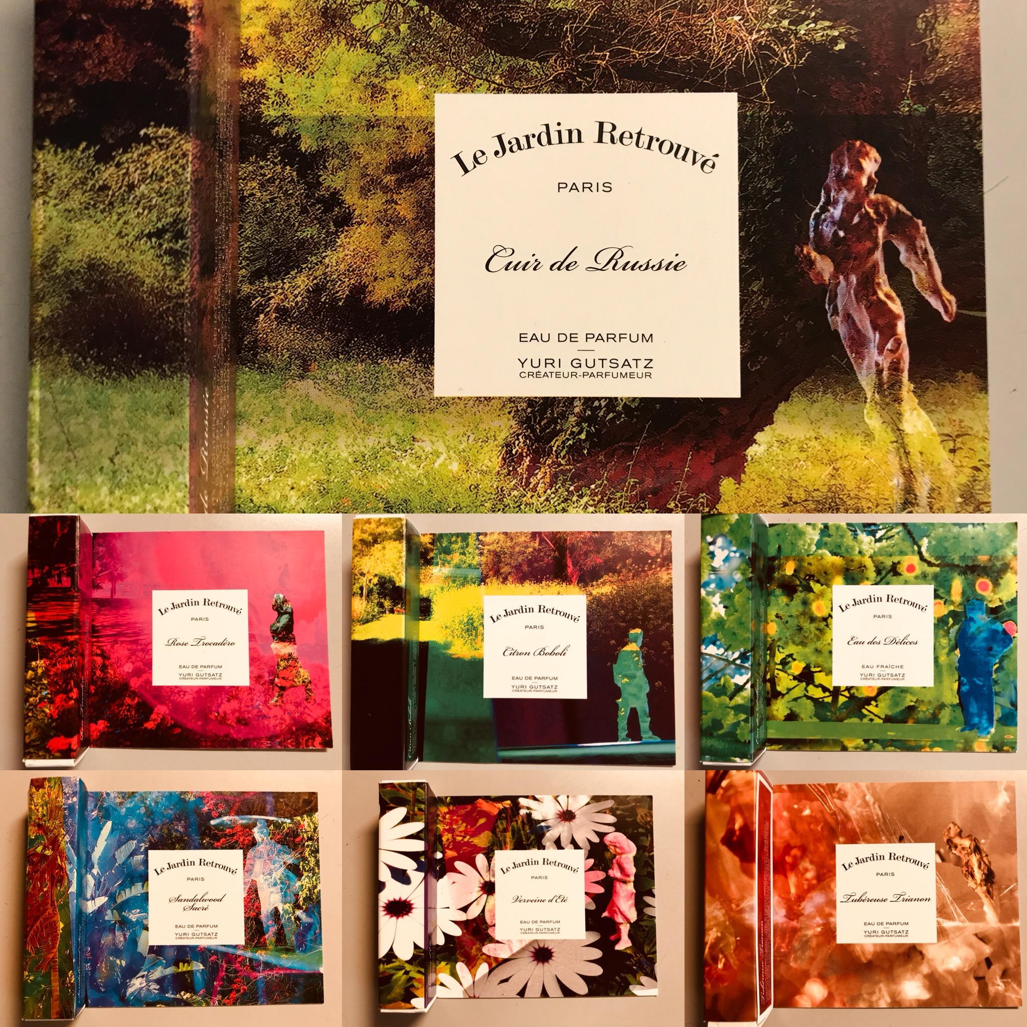 Le Jardin Retrouve Collection