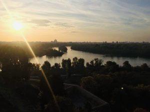 Danube in Belgrade