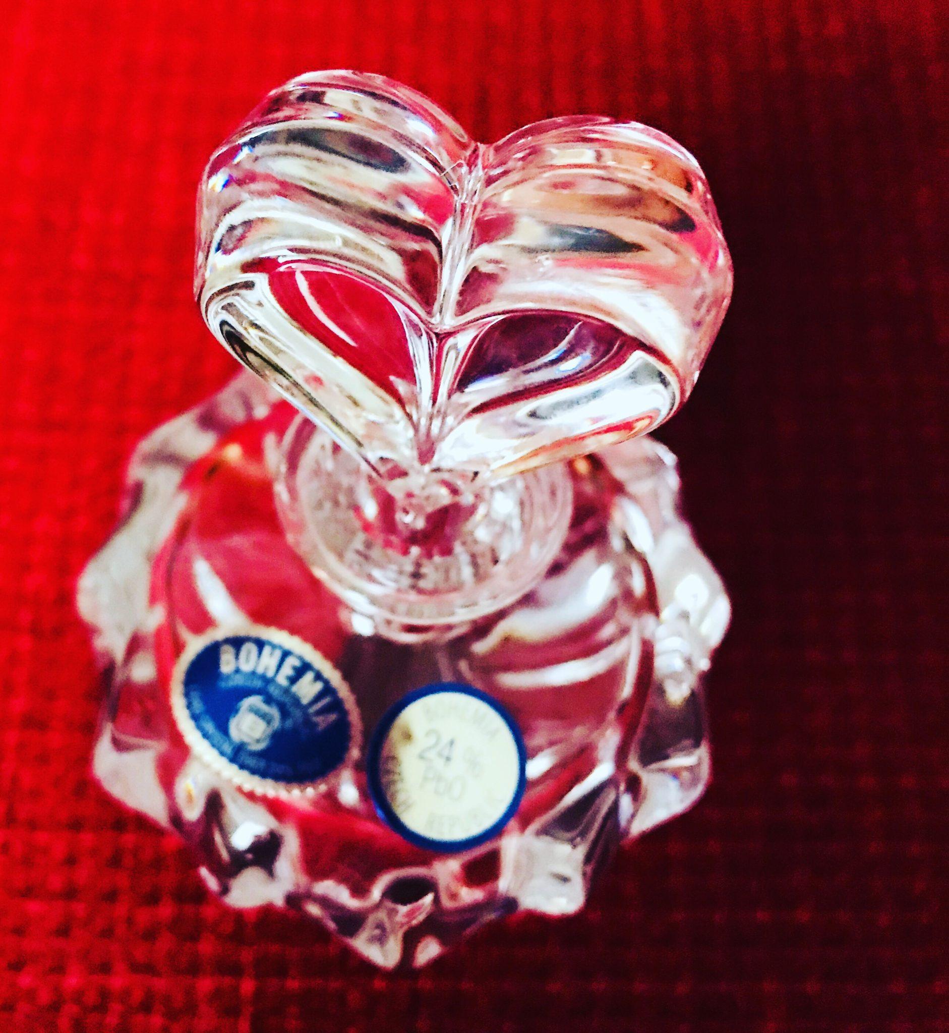Bohemia Perfume Bottle