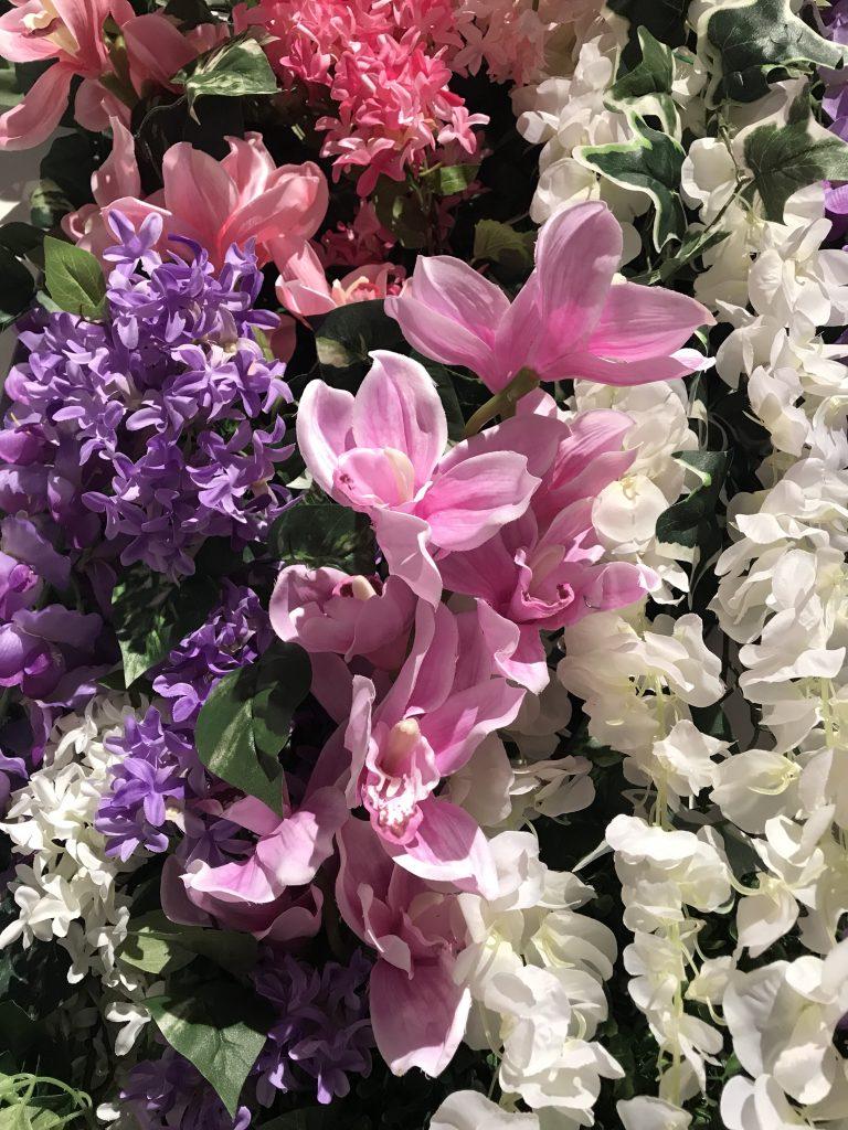 esxence flowers decorations