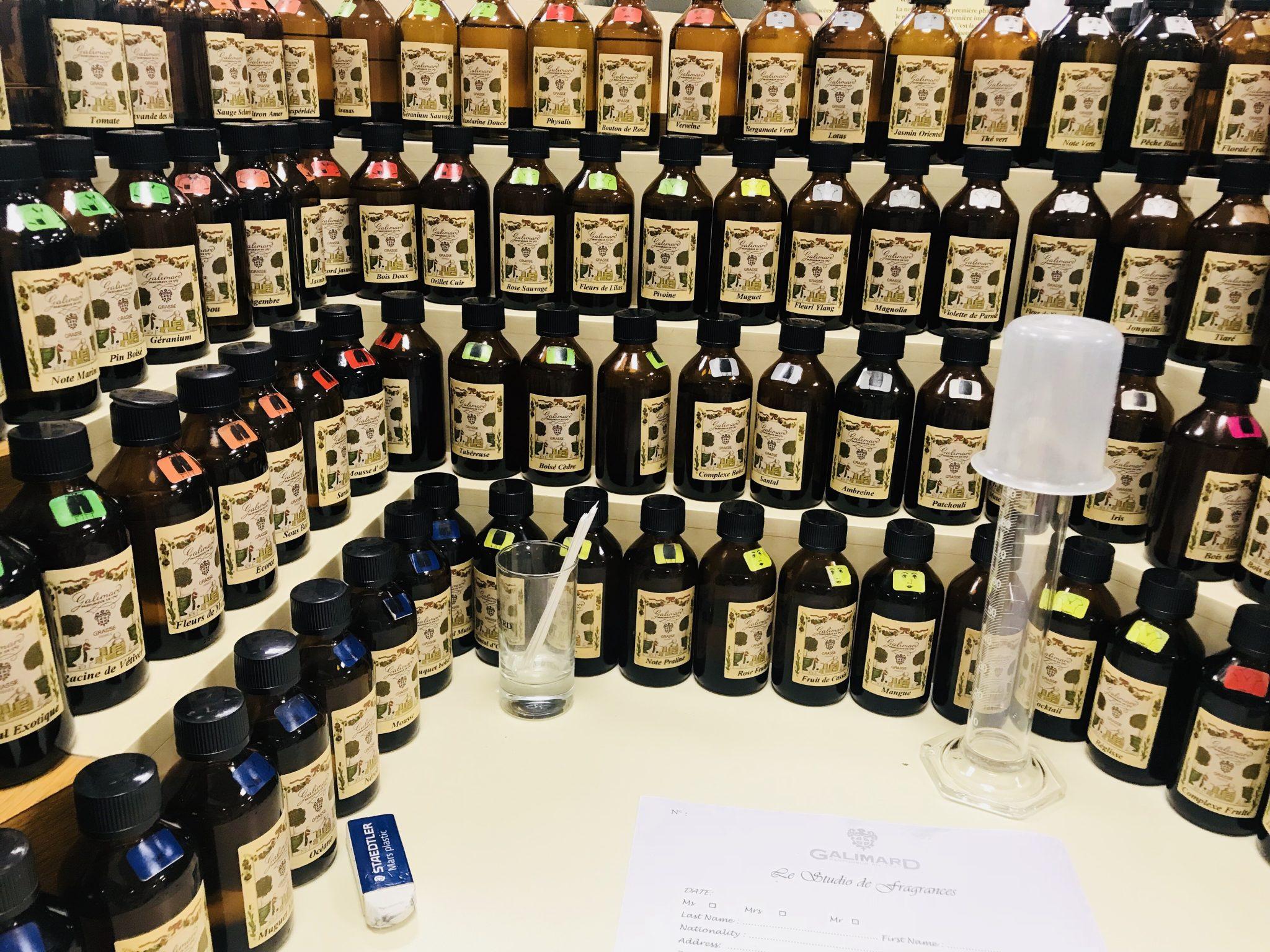 Perfumer's Organ