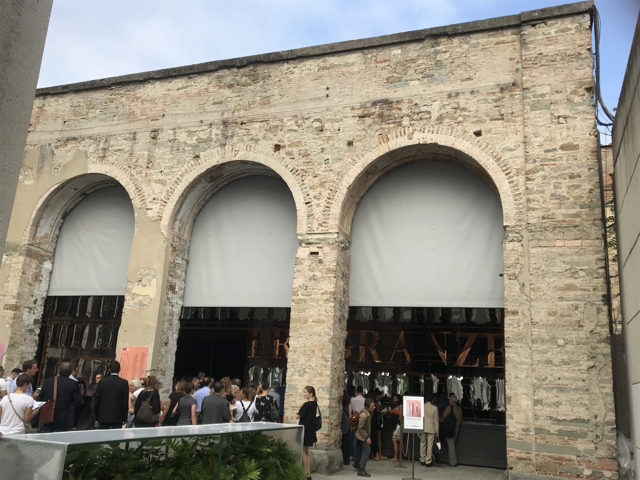 Pitti Fragranze 2018 doors