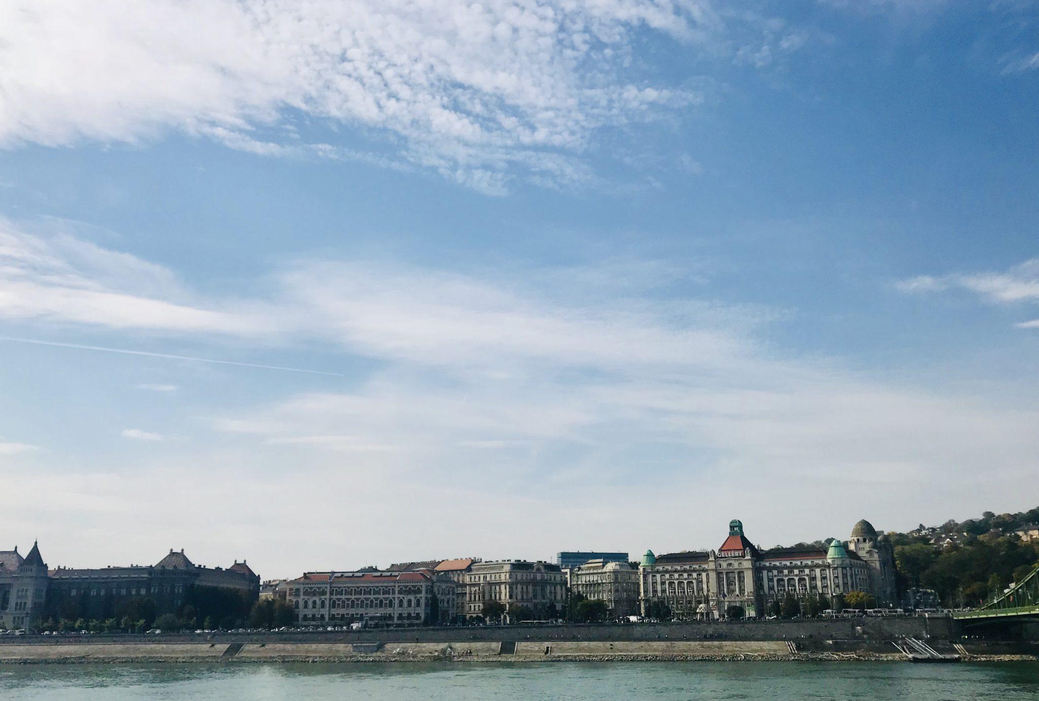Budapest Danube