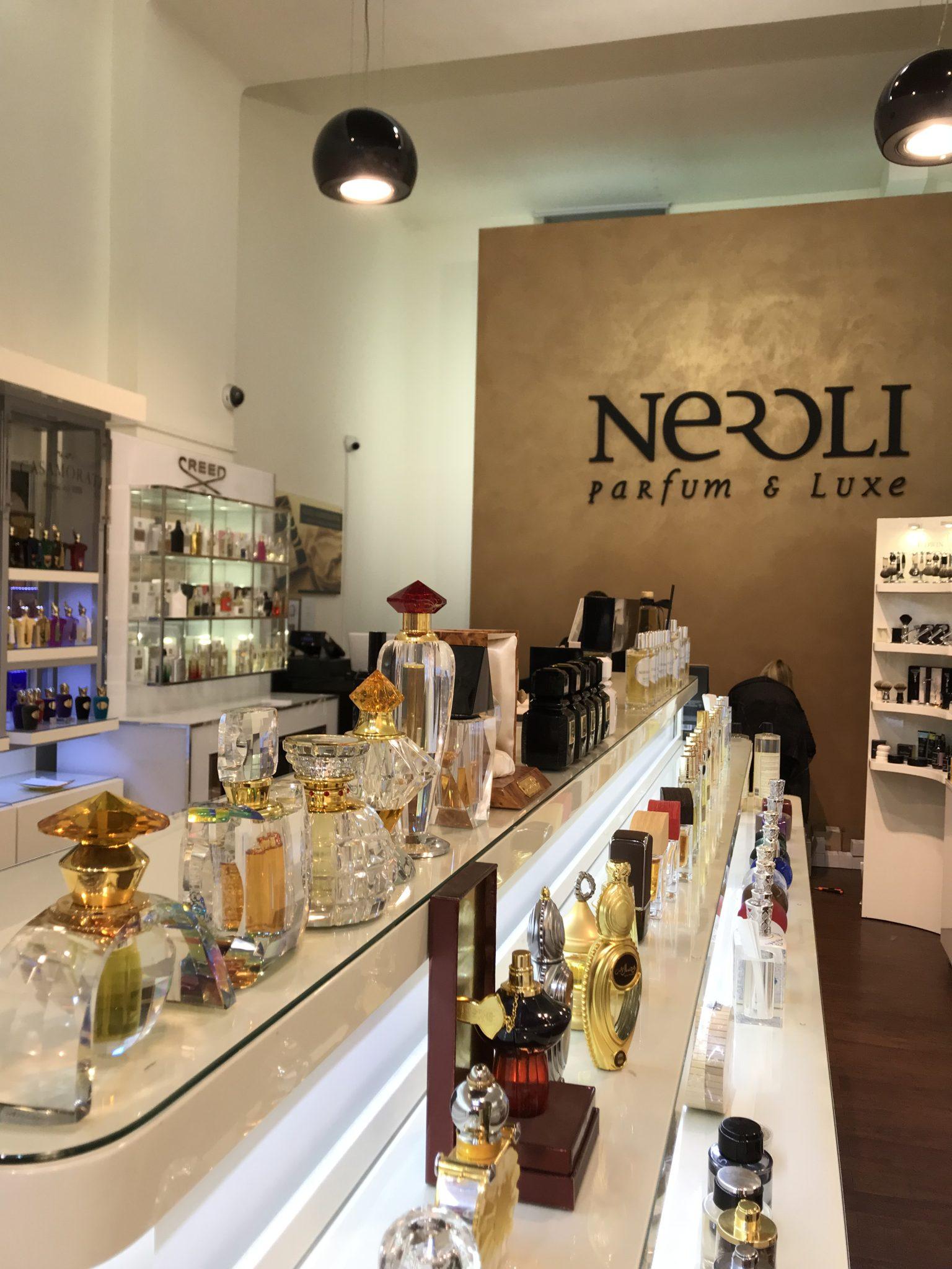 Neroli Perfumery Budapest