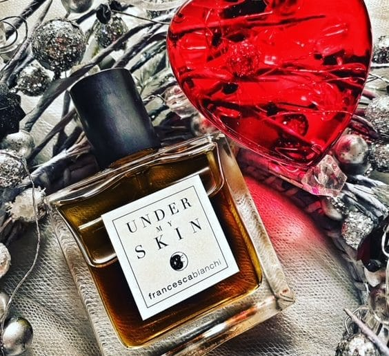 Under My Skin perfume by Francesca Bianchi