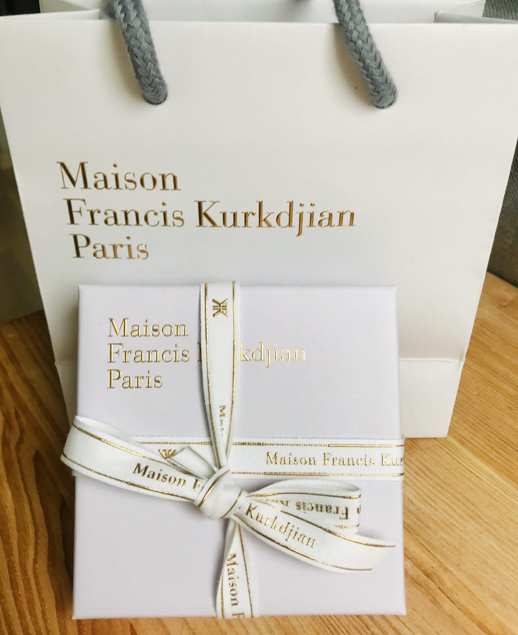 Maison Francis Kurkdjian Presentation gentle fluidity