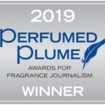 2019 Perfumed Plume winner logo
