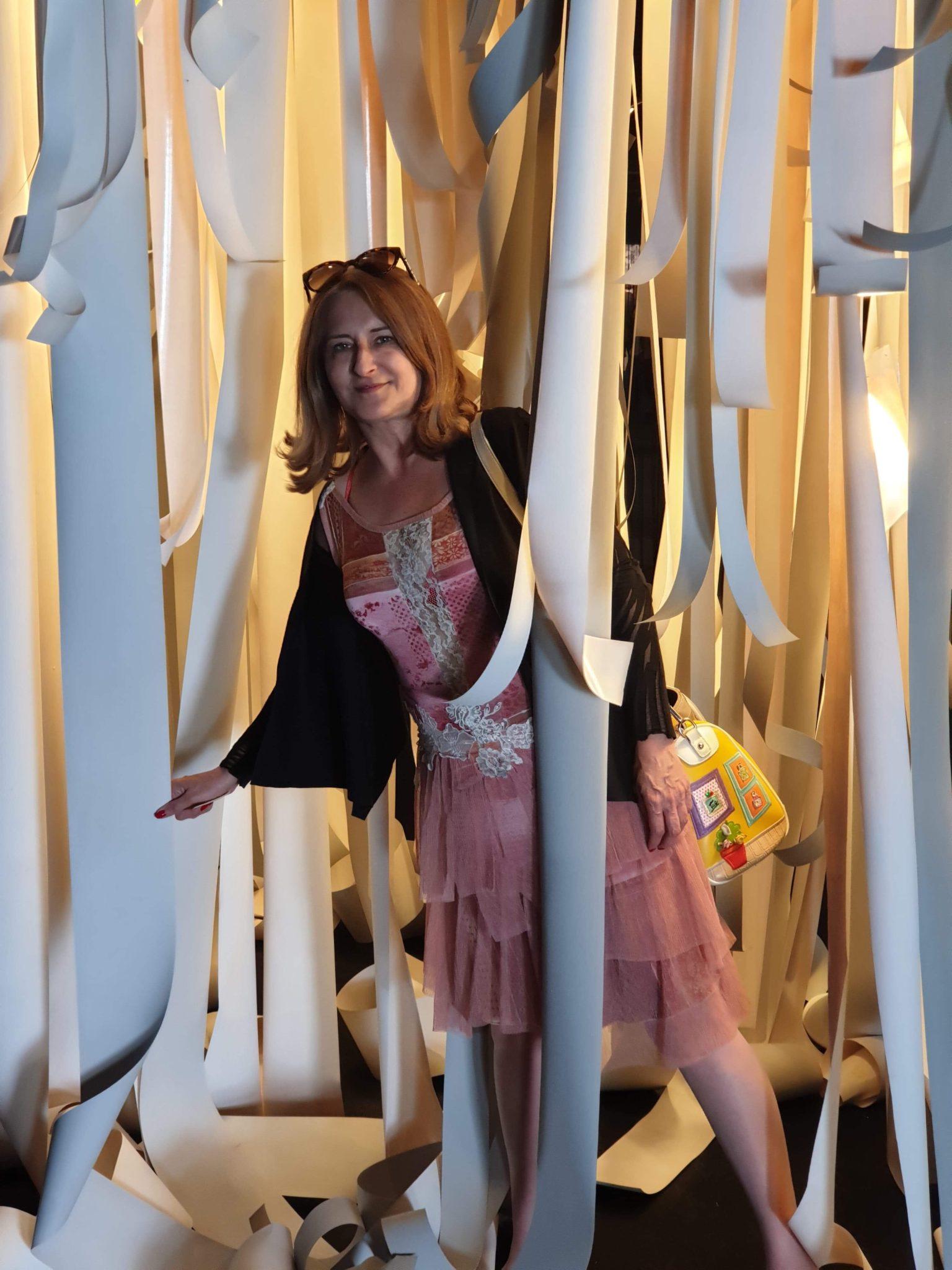 The Plum Girl Esxence Milan