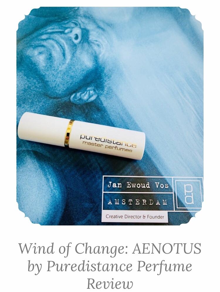 Aenotus Puredistance Masterperfumes