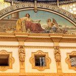 Milan detail Galleria