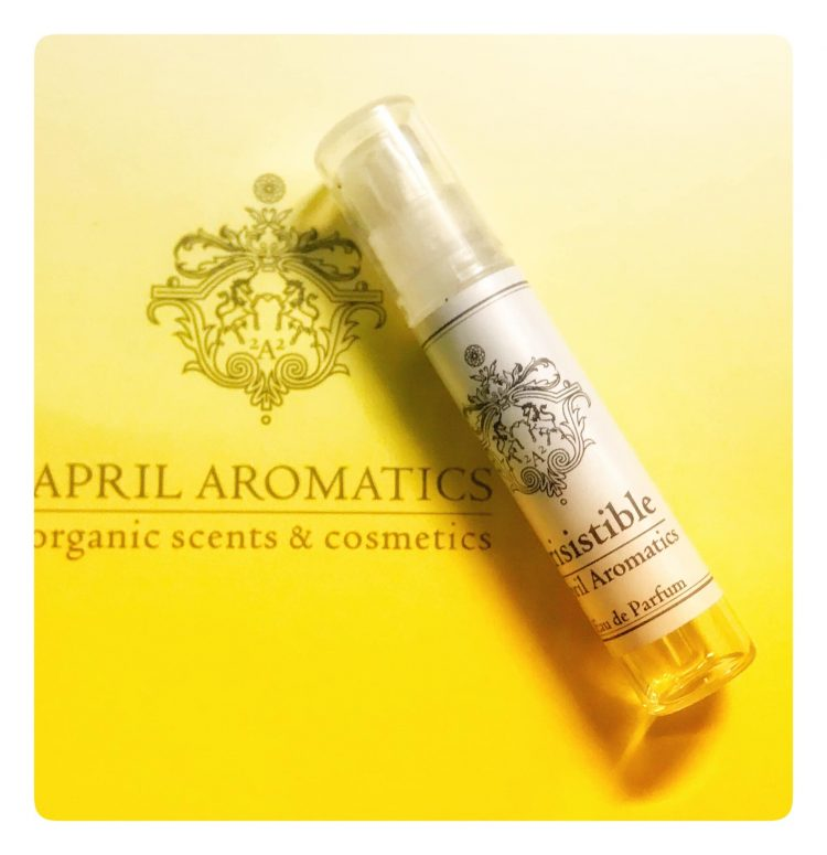 Iriristible April Aromatics Perfume Sample