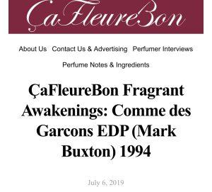 Cafleurebon Fragrant Awakening