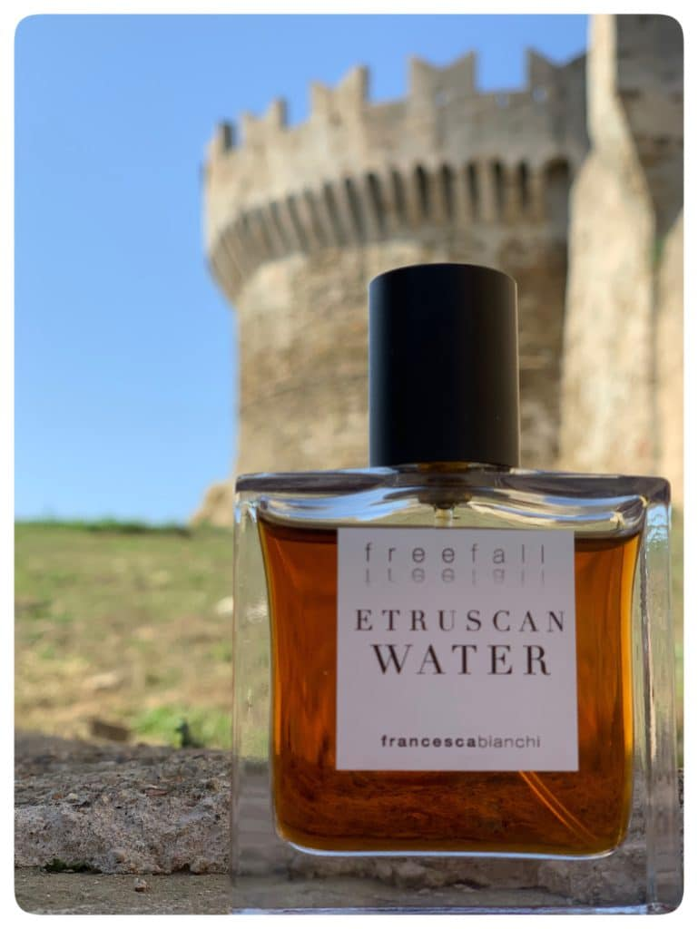 Etruscan Water Francesca Bianchi at Populonia Alta