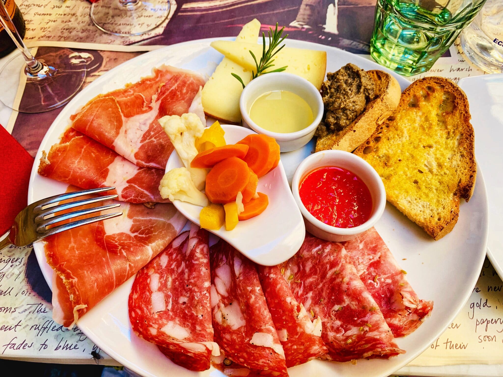 Food in Italy