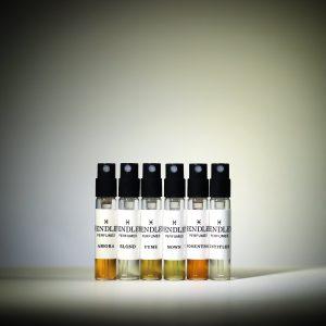 Hans Hendley samples