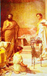 Mentucia Romana Acampora Profumi