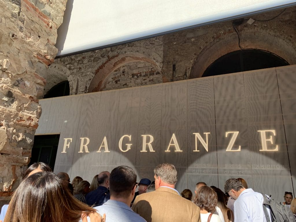 Niche Fragrances Exhibition in Florence