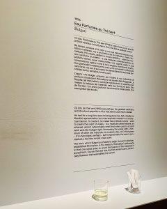 JC Ellena Exhibition at Pitti