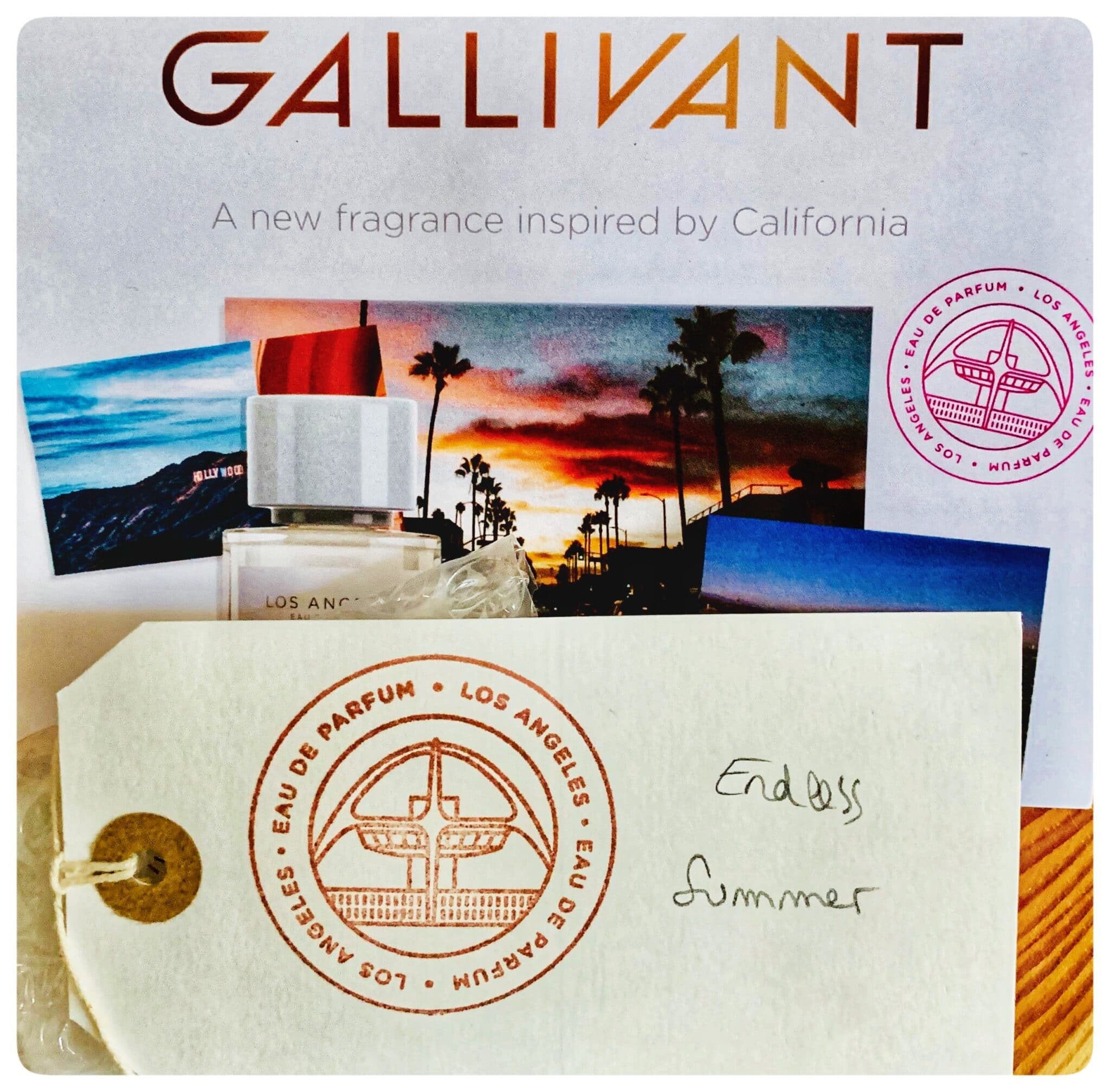 endless summer gallivant perfume