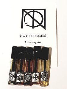 Not Perfumes