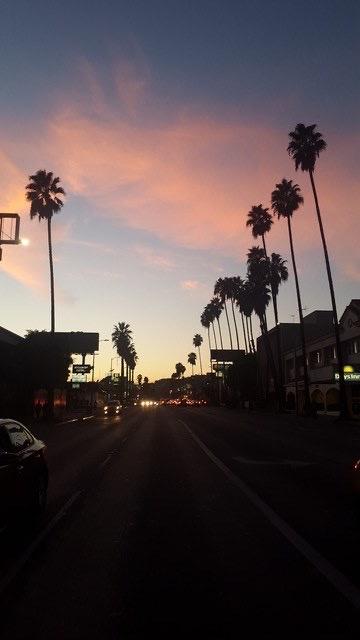 Sunset Boulevard Los Angeles Gallivant