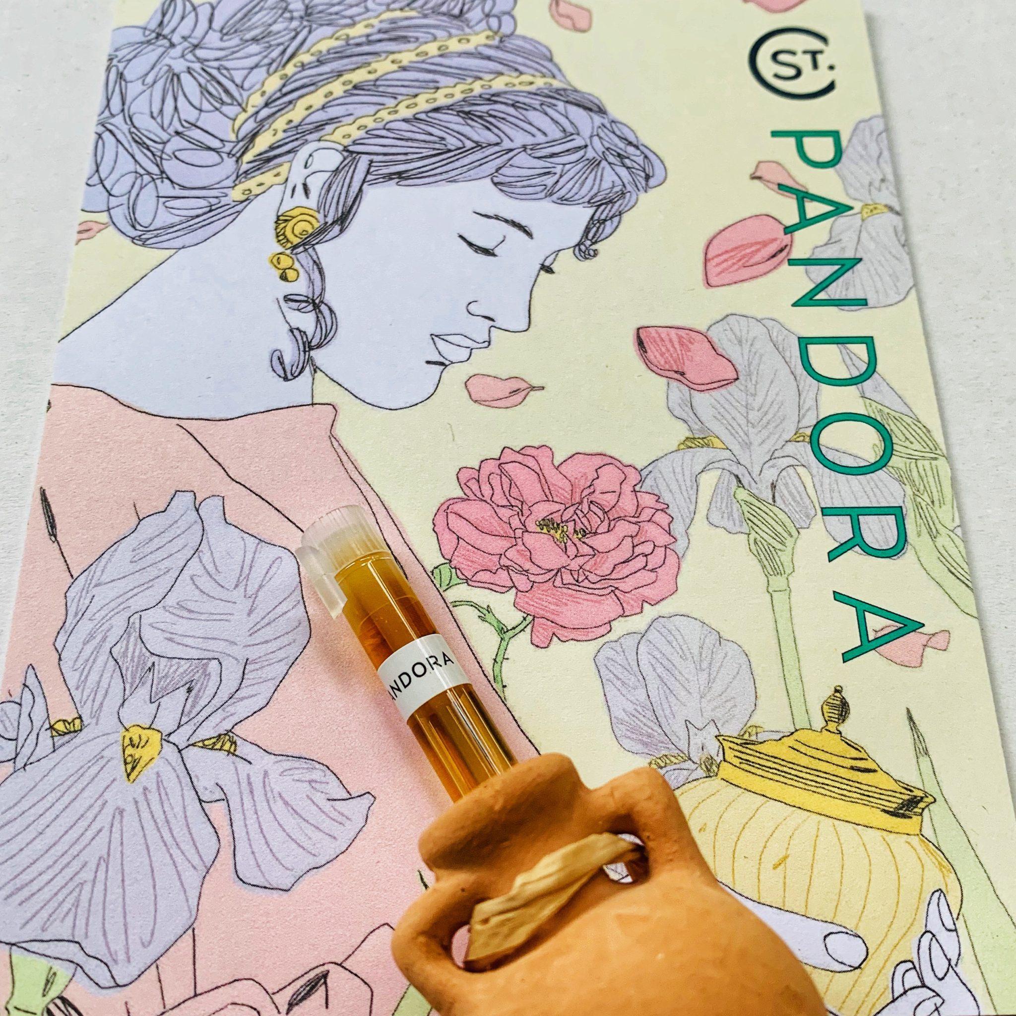Pandora Sample