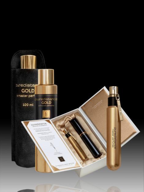 Puredistance Gold Presentation