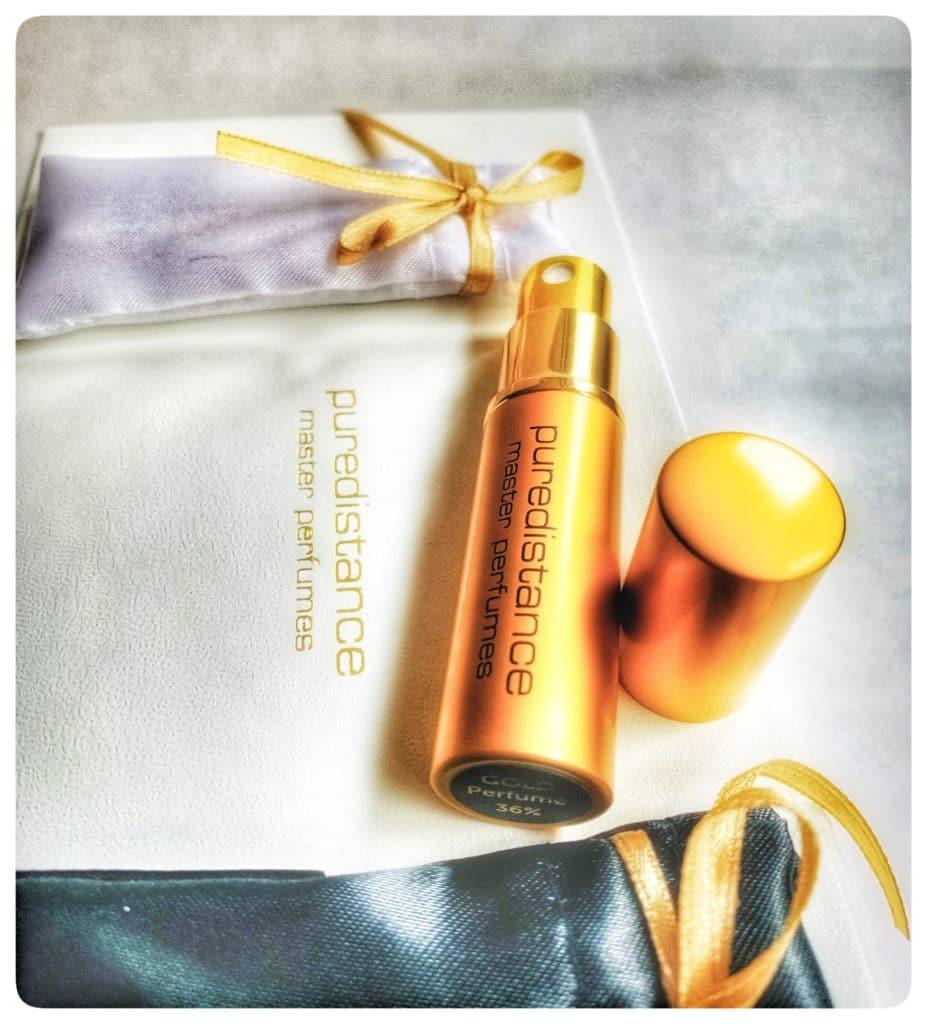 Puredistance Gold Perfume