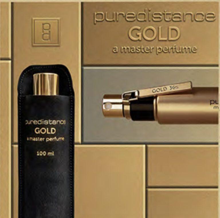 Gold Puredistance Masterperfumes
