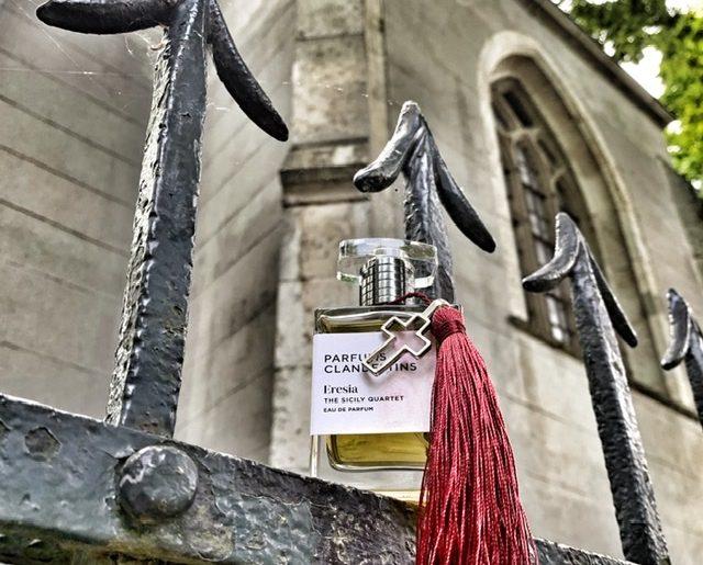 parfums clandestines sicilian quartet