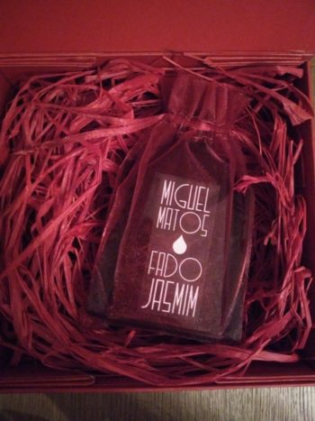 Fado Jasmim packaging