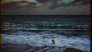 visiteur beach bizzare dark