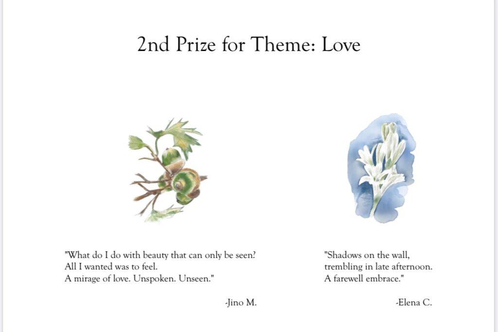 haiku poem by elena cvjetkovic