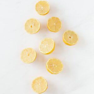 Citruses in perfume