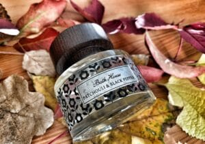 Patchouli and Black Pepper Perfume