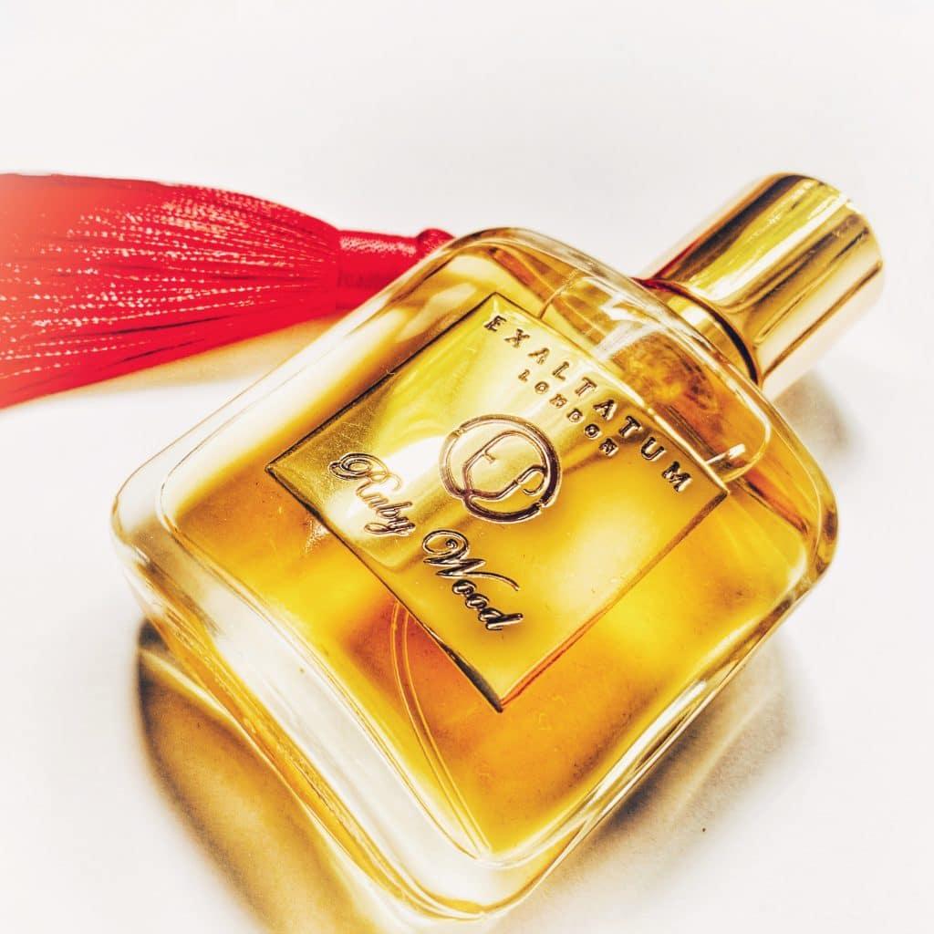 Ruby Wood perfume by Eglija Vaitkevice