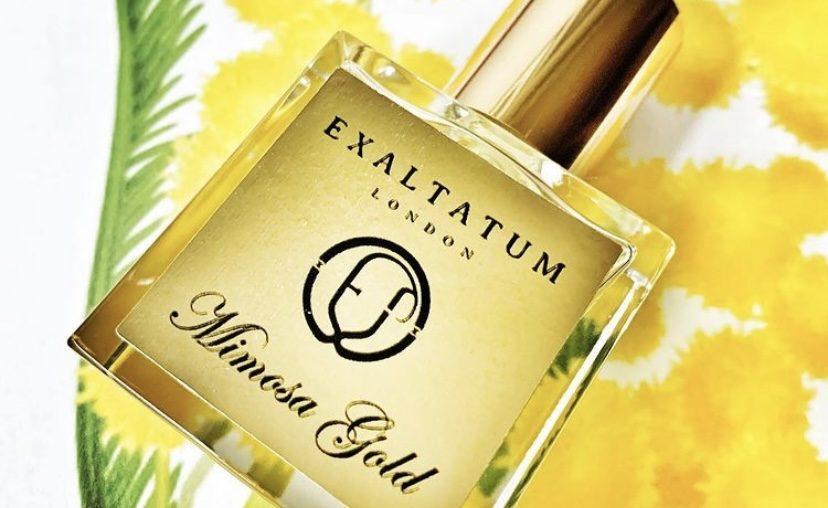 Exaltatum Parfum Mimosa Gold Review / Eglija Vaitkevice