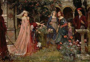 decameron enchanted garden