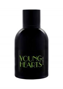 young hearts perfume bottle