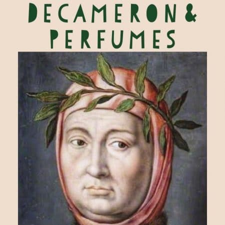 portrait of bocaccio decameron book cover
