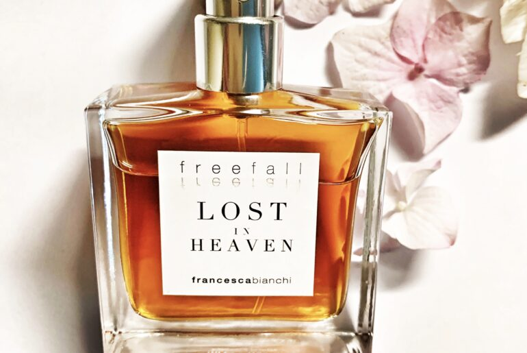 Lost in Heaven perfume botle