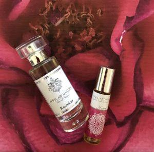 Rosenlust perfume bottle