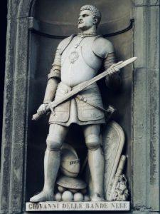 Giovanni The Black Knight