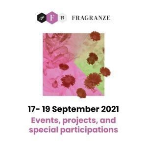 Pitti Fragrance 2021 logo