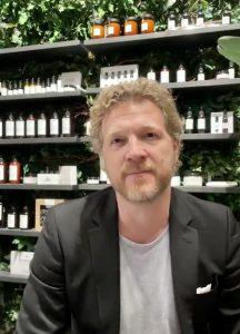 Caius Von Knorring cofounder Matiere Premiere